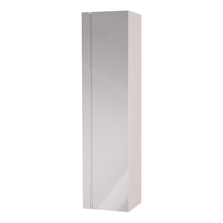 Saneux Matteo 1200 x 300 White Gloss Handless Side Unit-0
