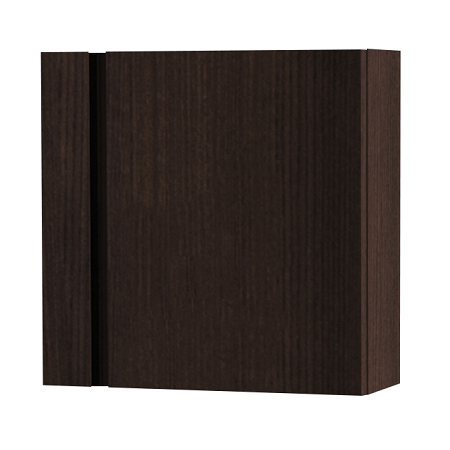 Saneux Matteo 400 x 400mm Wenge Handless Small Unit-0