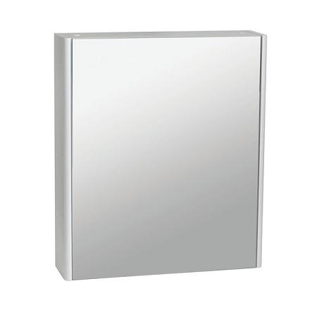 Saneux Matteo 50 x 70cm White Gloss Mirrored Cabinet-0
