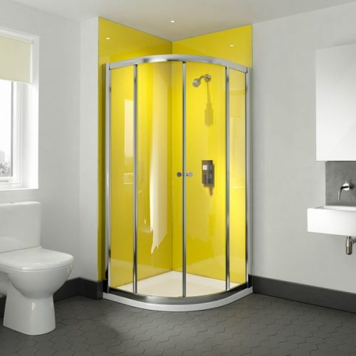 .dilusso d.TWO 2 Door Quadrant 900mm Shower Door-0