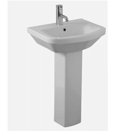 Saneux I-Line Pedestal For 53cm 1 Tap Hole Basin 60612-0