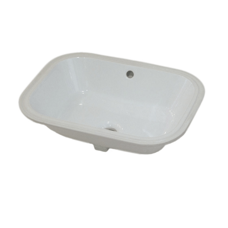 Saneux Uni Under Counter 49 x 37cm Washbasin 69106-0