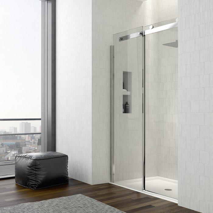 .dilusso .dTEN Sliding Door 1400mm Shower Door-0