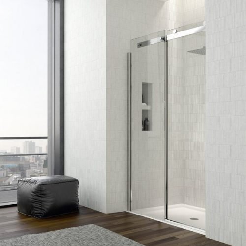 .dilusso .dTEN Sliding Door 1200mm Shower Door-0