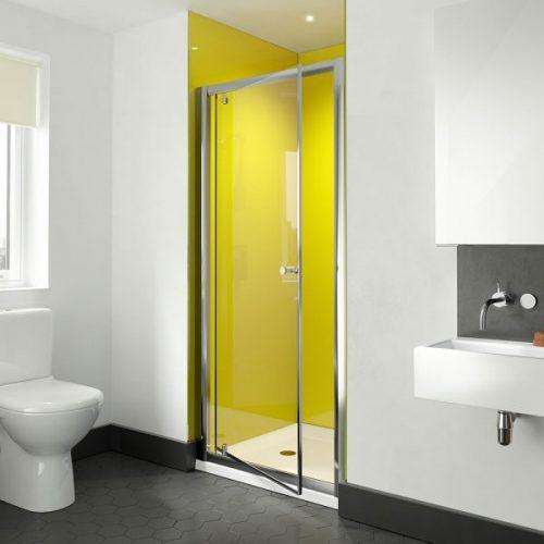 .dilusso .dTWO Pivot Door 1000mm Shower Door-0