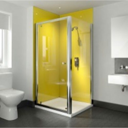 .dilusso .dTWO Side Panel 900mm Shower Door-0