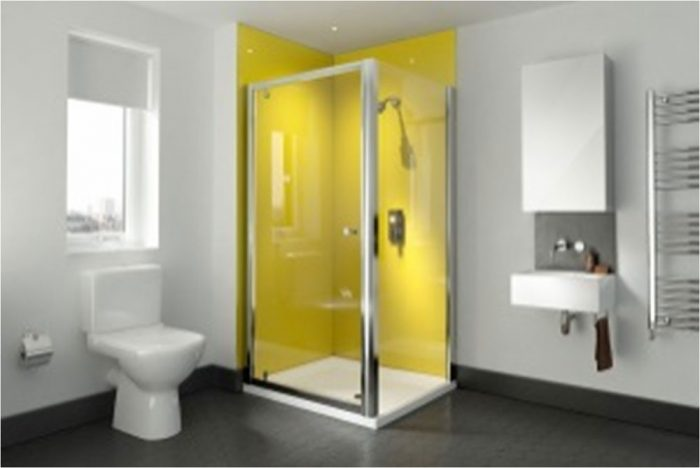 .dilusso .dTWO Side Panel 700mm Shower Door-0