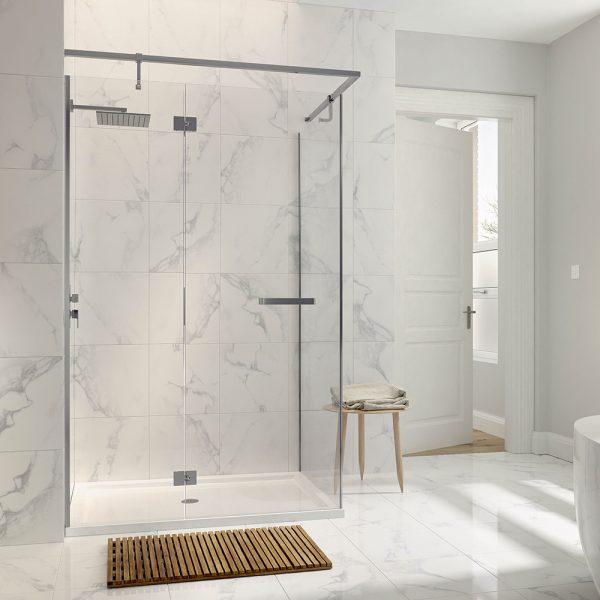 .dilusso .dNINE Side Panel 800mm Shower Door-0