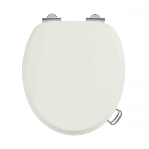 Arcade Sand Finish Soft Closing Toilet Seat No Handle-15617