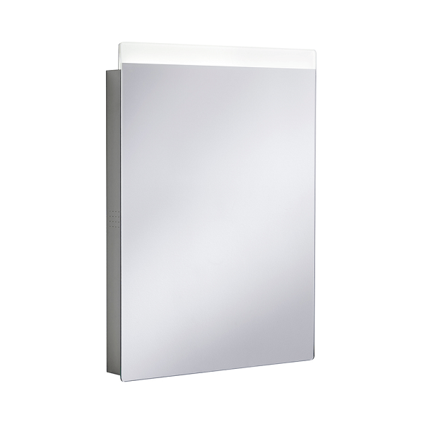 Bauhaus Revive 3.0 600x800mm Bluetooth LED Mirror MEB8060C-0