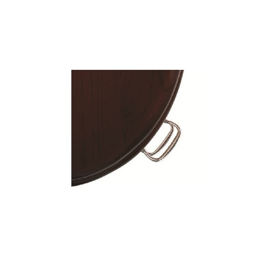 Burlington Wooden Oak Standard Toilet Seat 110.S11-15592