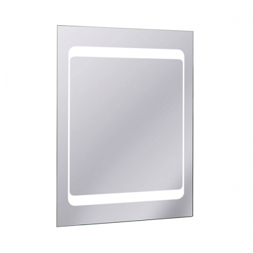 Crosswater Linea 800 x 600mm LED Back Lit Mirror MF8060A+-0