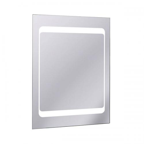 Bauhaus Linea 800 x 600mm LED Back Lit Mirror MF8060A+-0