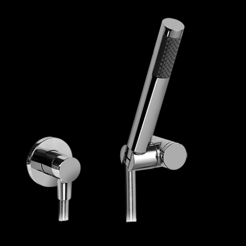 Graff Sento Wall Mounted Polished Chrome Hand Shower Set -15359