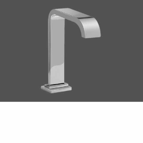 Graff Immersion Polished Chrome Deck Mounted Bathtub Spout