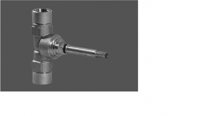 Graff Phase Concealed Cut Off Valve - Rough