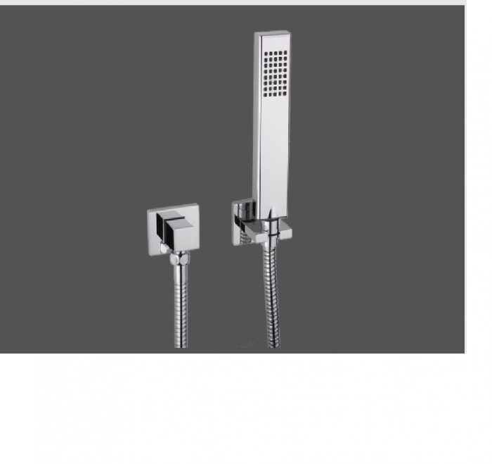 Graff Immersion Polished Chrome Wall Mounted Hand Shower