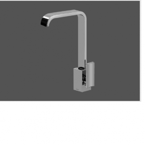 Graff Immersion Polished Chrome High Single Lever Basin Mixer