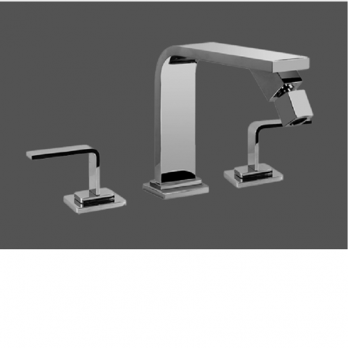 Graff Immersion Polished Chrome Three Hole Bidet Mixer