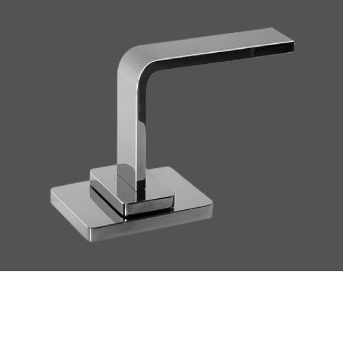 Graff Immersion Polished Chrome Deck Mounted Basin Valve - Clockwise Opening