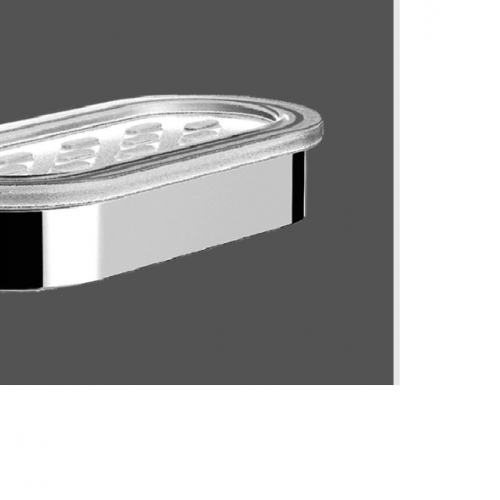 Graff Phase Soap Dish Holder