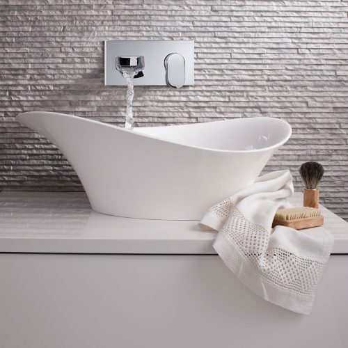Bauhaus Alice Countertop Basin CT5637URW-0