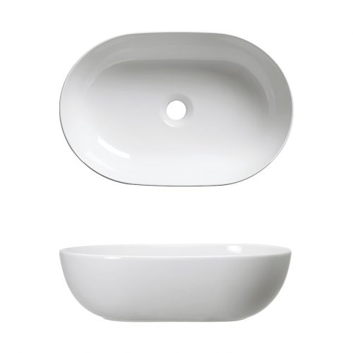 Bauhaus Avillas 60 Countertop Basin CT6041UCW-0