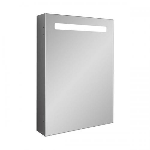 Bauhaus Allure 500 LED 50 x 70cm Mirrored Cabinet AL5070AL-0