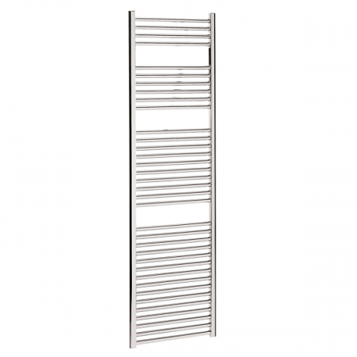 Crosswater Design Flat Panel 500 x 1700mm Chrome Towel Rail-0