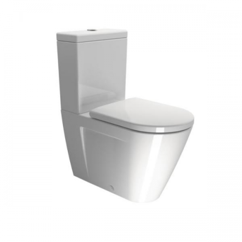 GSI Norm 68 Close Coupled WC Pan And Cistern-0