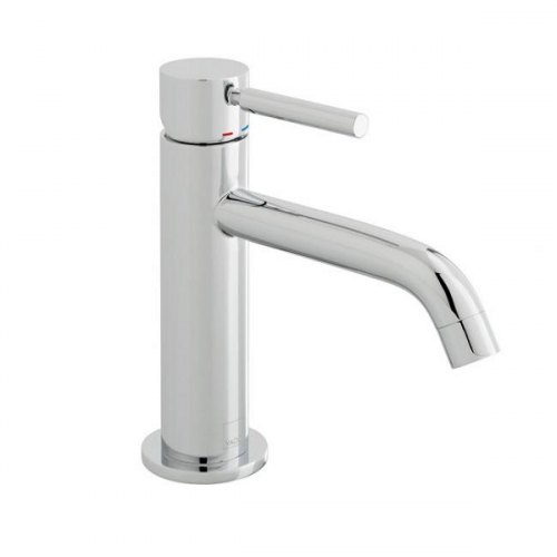 Vado Origins Slimline Chrome Mono Basin Mixer No Waste-0