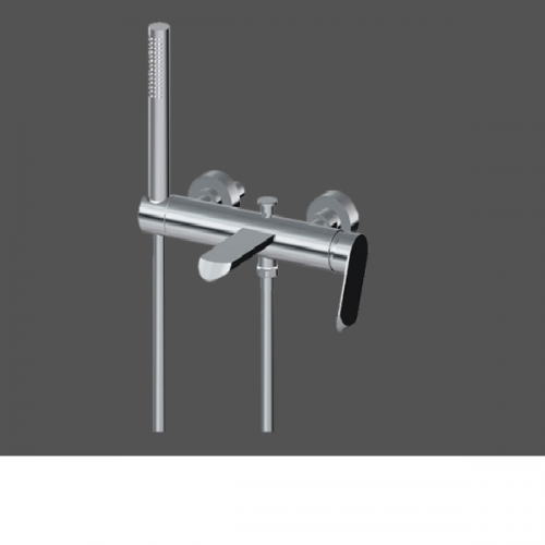 Graff Phase Wall Mounted Bath Shower Mixer