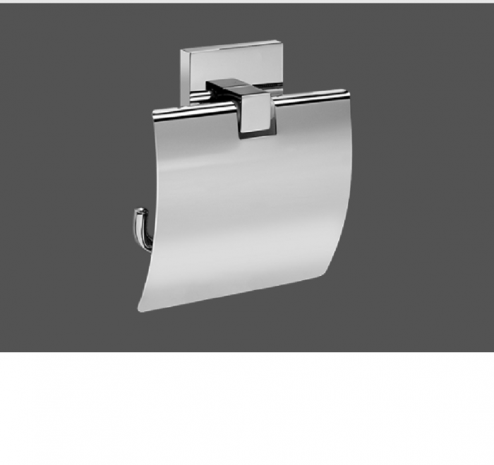 Graff Immersion Polished Chrome Tissue Holder