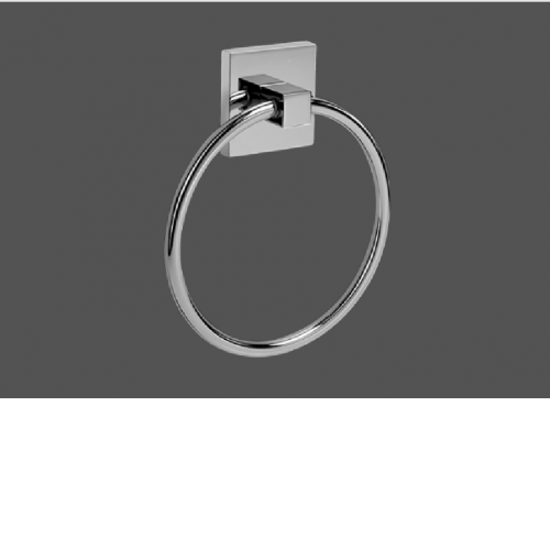 Graff Immersion Polished Chrome Towel Ring
