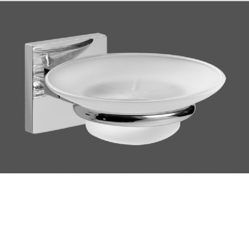 Graff Immersion Polished Chrome Soap Dish Holder