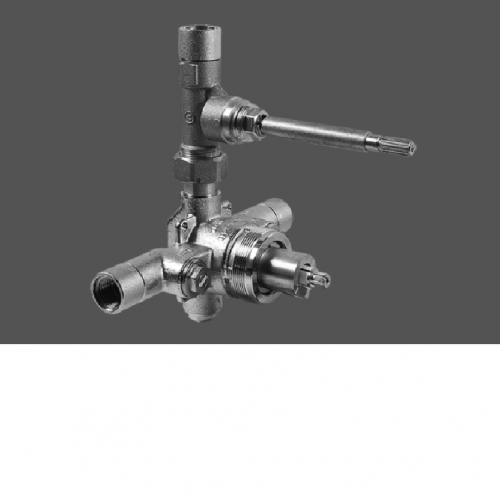 Graff Immersion Polished Chrome 1/2 Cut Off Thermostatic Valve Rough