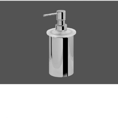 Graff Immersion Polished Chrome Freestanding Soap Dispenser