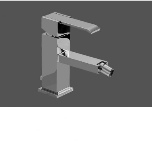 Graff Qubic Polished Chrome Single Lever Bidet Mixer