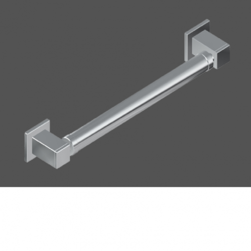 Graff Immersion Polished Chrome Grab Bar