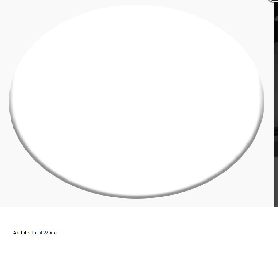 Arch. White