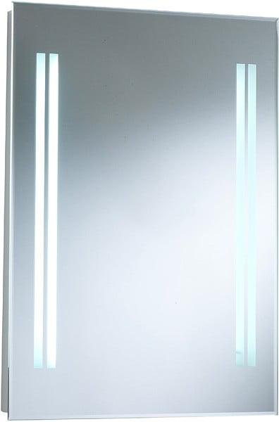 STOCK 50 x 70cm Illuminated Hudson Reed Adriana Mirror LQ348-0