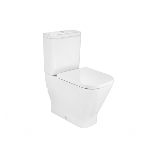 Roca Gap Comfort Height Closed Back Close Coupled WC-0