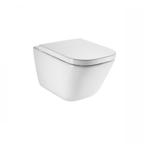 Buy Roca Gap Rimless 540mm Projection Wall Hung WC Pan-0