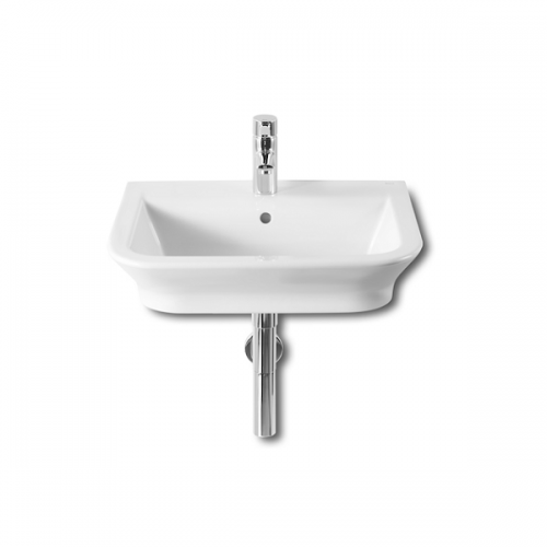 Roca Gap Wall Mounted 500 x 420mm 1 Tap Hole Basin-0