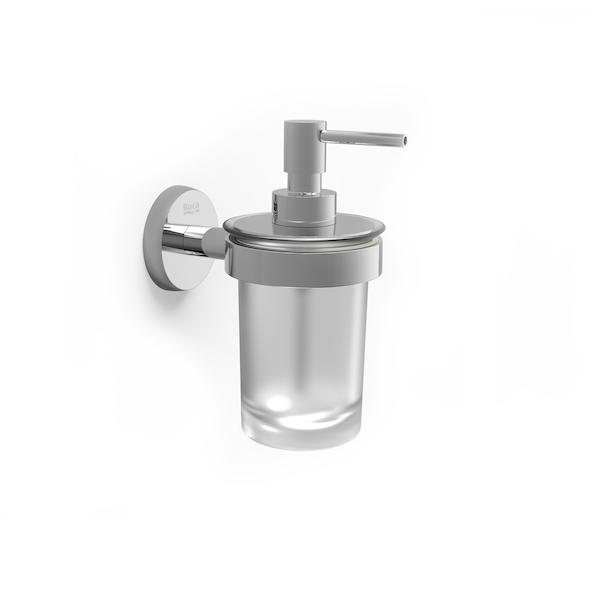 Roca Twin Wall Mounted Chrome Soap Dispenser 120.TWWSD-0
