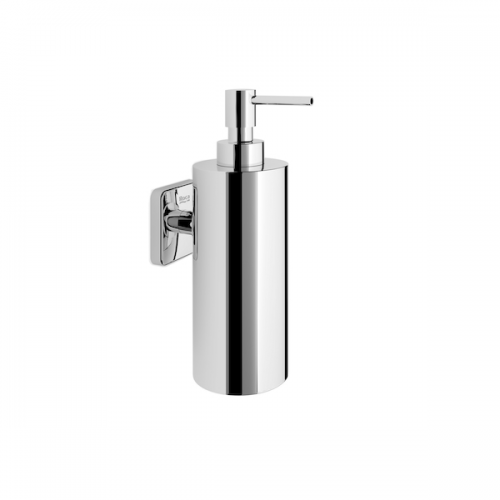 Roca Victoria Chrome Plated Wall Mounted Soap Dispenser-0
