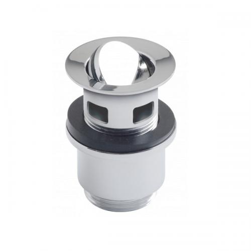 Buy Vado Slotted Captive Chrome Standard Basin Waste-0