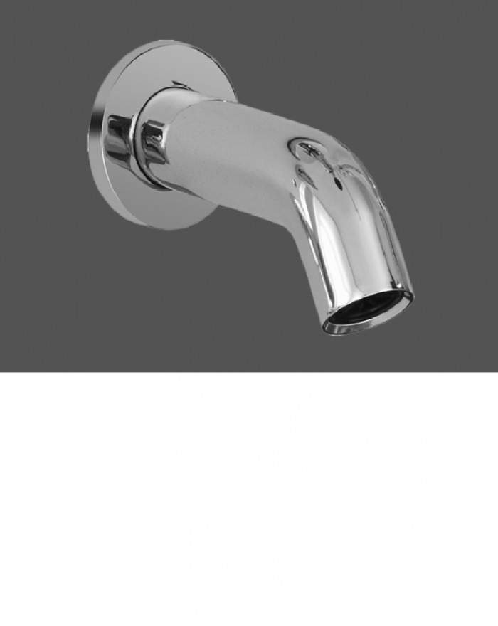 Graff ME25 Polished Chrome Wall Mounted Bathtub Spout