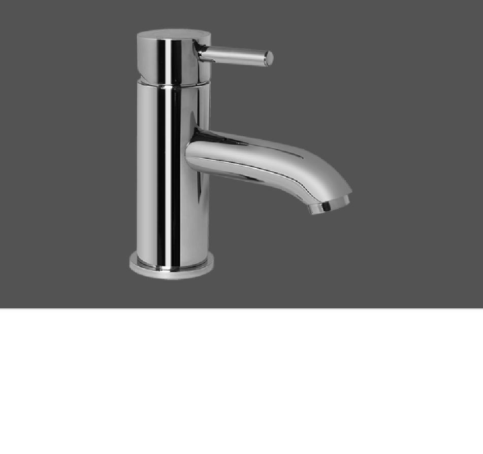 Graff ME Polished Chrome Single Lever Basin Mixer