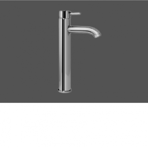 Graff ME Polished Chrome Single Lever Tall Basin Mixer
